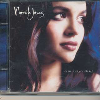 Norah Jones - Come Away with Me (AUDIO CD) [z5]
