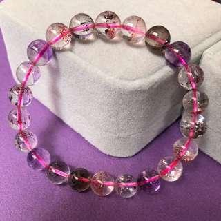 Crystal - Super Seven Bracelets 超级七手链