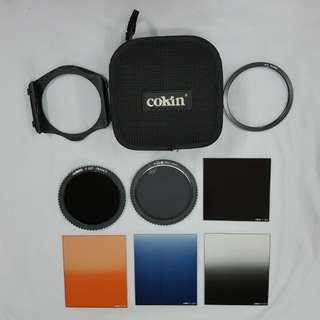 Cokin P Series filters and accessories