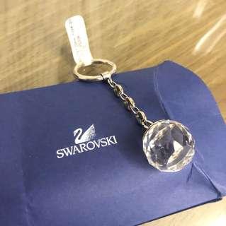 Swarovski Crystal Ball Keychain