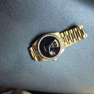 Rolex 18038 Onxy面