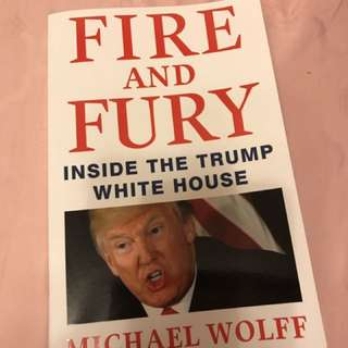 Fire and Fury: Inside the Trump White House (Fixed Price)