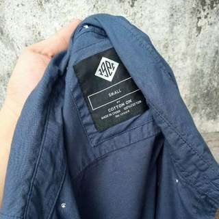 Cotton On Dark Blue Longsleeves