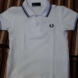 Fred perry with box