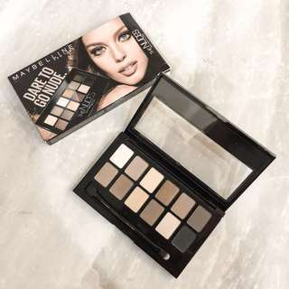 BRAND NEW MAYBELLINE THE NUDES PALETTE