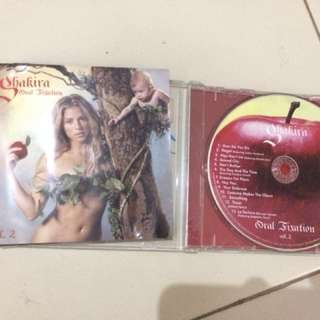 shakira cd original