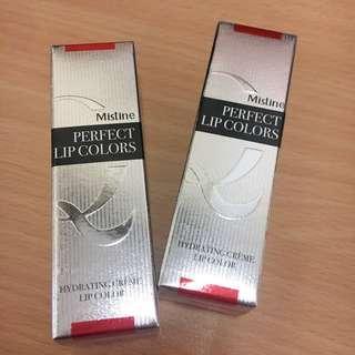 Mistine Perfect Lip Colors