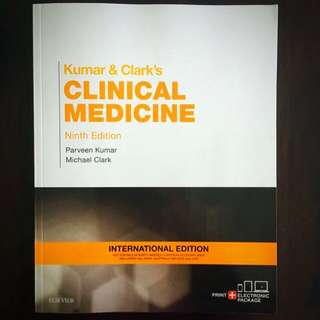 Kumar and Clark Clinical Medicine