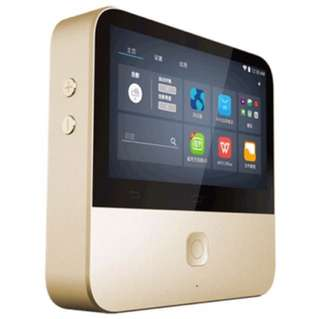 Wireless smart projector (gold)