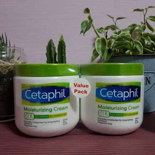 cetaphil moisturizing cream twin pack