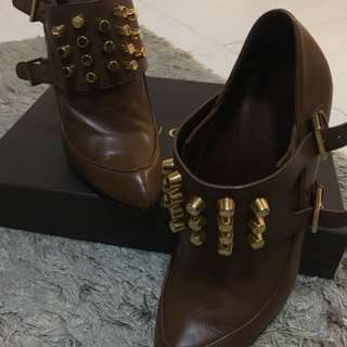 GUCCI low rise booties