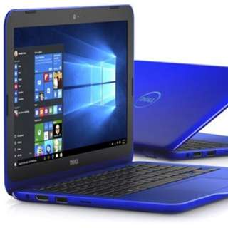 Dell Inspiron 11 3162 - Intel Quad Core / 8GB / 1TB