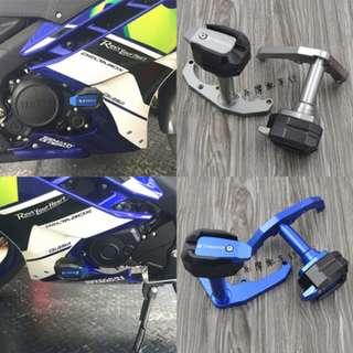 Slider crash bar, R1 R3 R6 R15 (PRE ORDER)