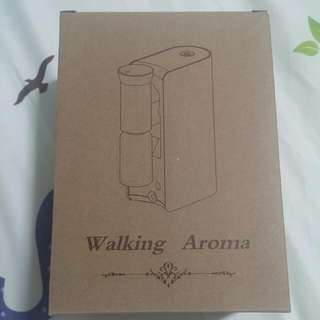 Essential Oil Diffuser (walking aroma)