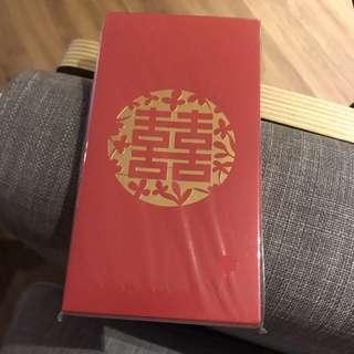 Wedding Red Packet 16.5cm x 9cm (10pcs/pk)