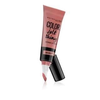 Maybelline colour jolt shiny intense lip paint- intense lip paint