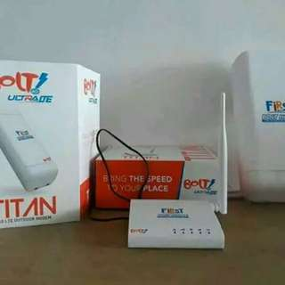 Wifi unlimited bolthome