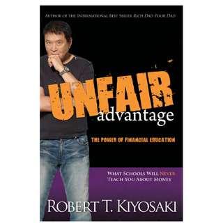 [S$1] Rich Dad's Unfair Advantage