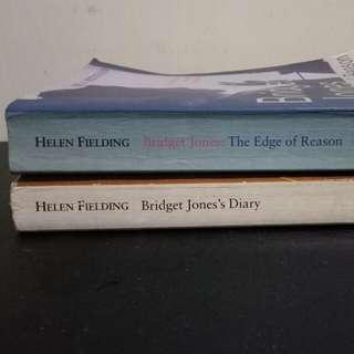 Bridget Jone's Books (2 books for 100)