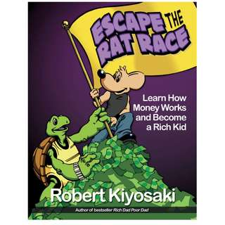[S$1] Robert Kiyosaki's Escape The Rat Race (2014)