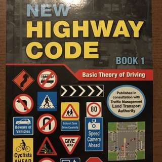 Singapore BTT Highway Code