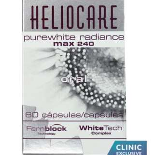 Helio Care Pure Whitening Radiance Max 240