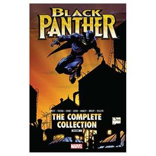 Black Panther by Christopher Priest: The Complete Collection Vol. 1 (Black Panther (1998-2003)) Kindle by Joe Quesada