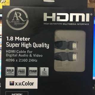 高級-4K HDMI線