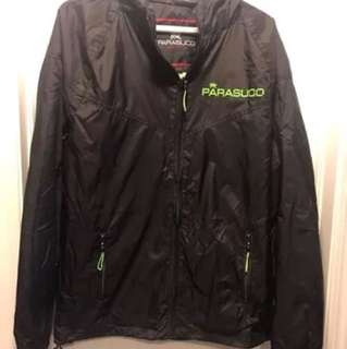 Parasuco spring jacket men's size small