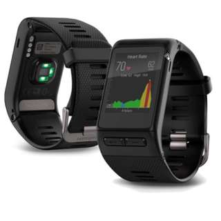 Garmin - Vivoactive HR black (English version)