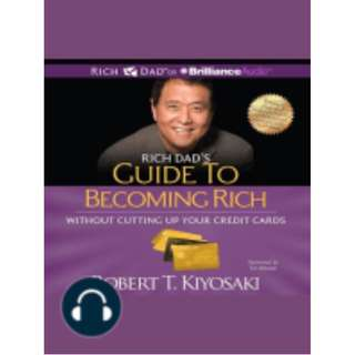 [S$2] Rich Dad's Becoming Rich Without Cutting Up Your Credit Card (Audio)
