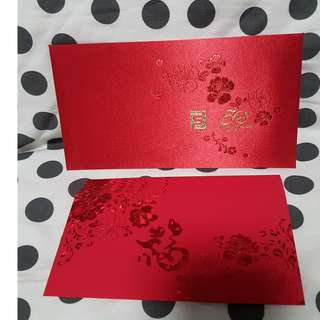 Singapore Pools 50th Anniversary Limited Edition Red Packet 2018