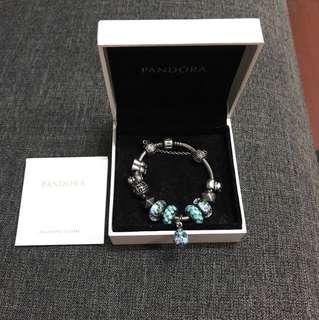 Pandora手鍊17cm