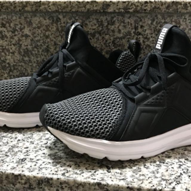 只穿2次的PUMA ENZO慢跑運動鞋 27.5cm