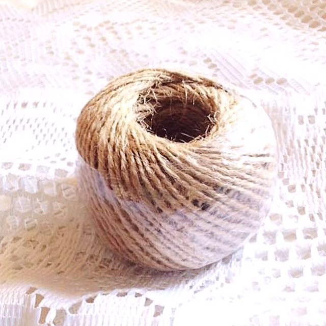 [3 For RM 9.90] Entwined! - Roll of Twine.