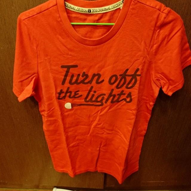 全新 101原創 純棉 圓領短袖 紅 T shirt 男女可穿