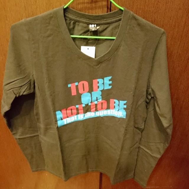 全新 101原創 純棉 V領長袖 鐵灰 T shirt 男女可穿
