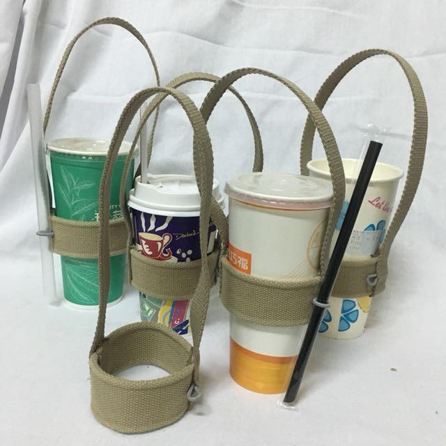硬挺材質環保杯套