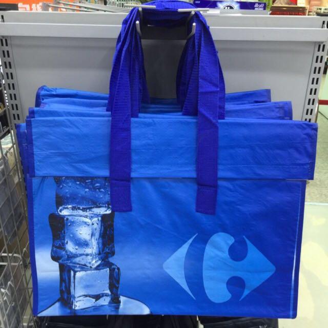 家樂褔大保冷袋/保冷購物袋/食物飲料保冷保鮮袋/保溫袋/環保袋/手提袋/收納袋/可揹式購物保冷袋