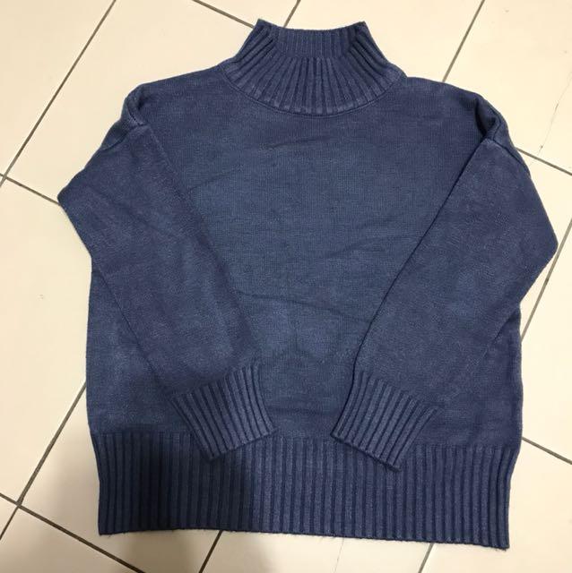 高領毛衣(含運
