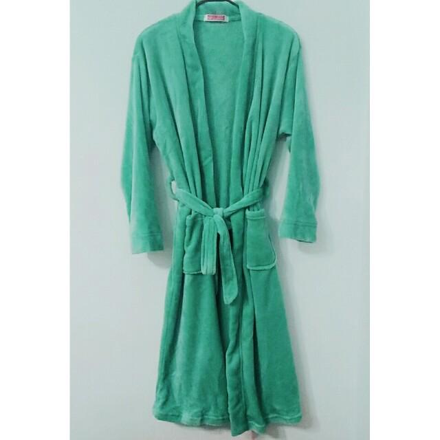 保暖居家外袍
