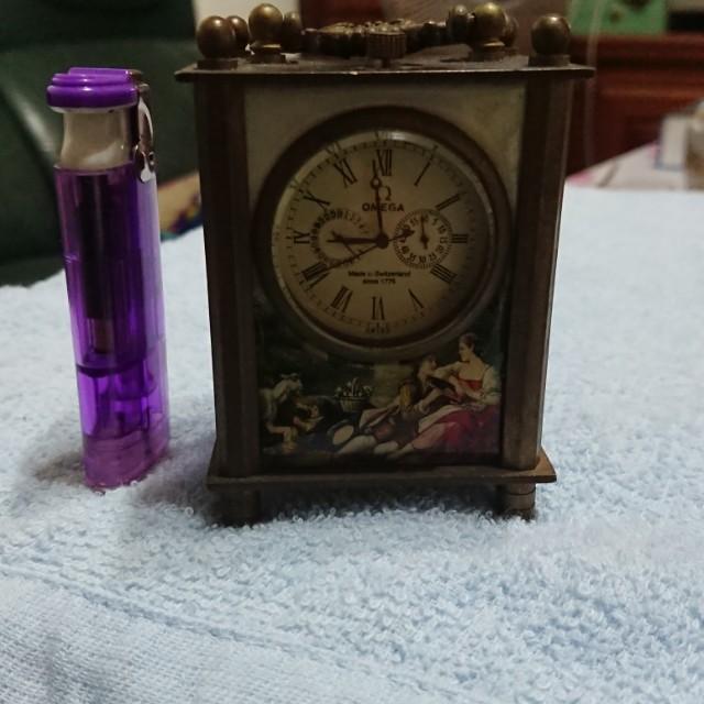銅製機械式時鐘