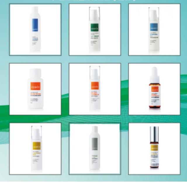 <徵>ezskin輕鬆美膚系列保養品