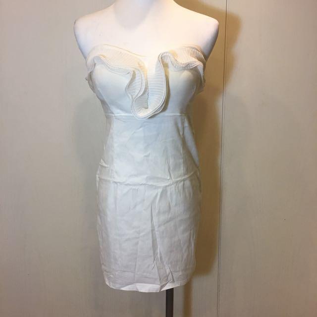 平口洋裝(兩色)