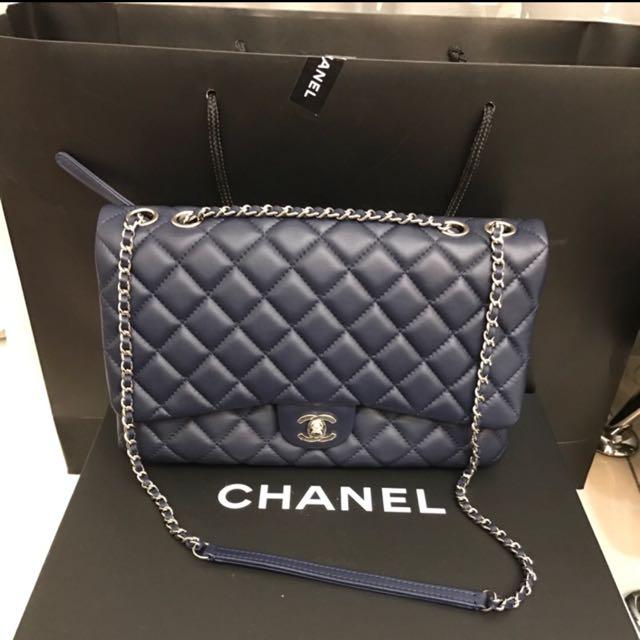 全新 專櫃正品 Chanel Flap Bag