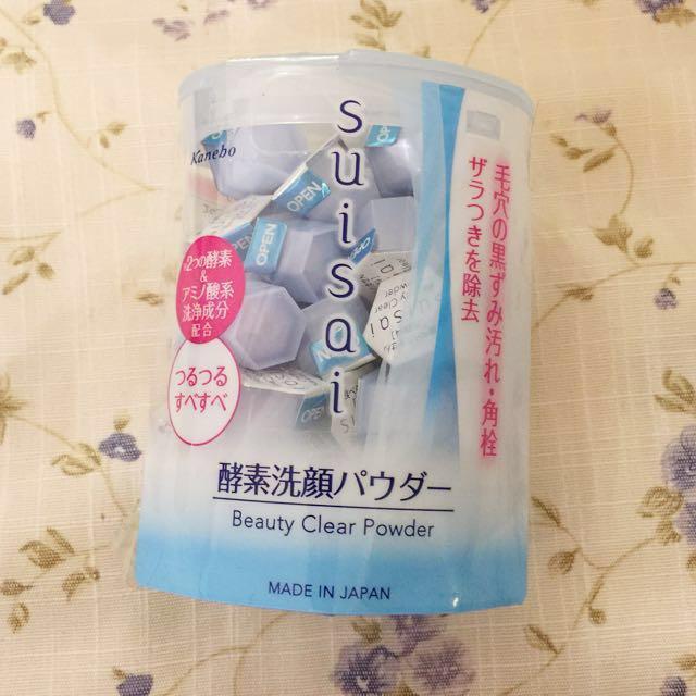日本帶回 佳麗寶 Kanebo 酵素洗顏 32顆全新