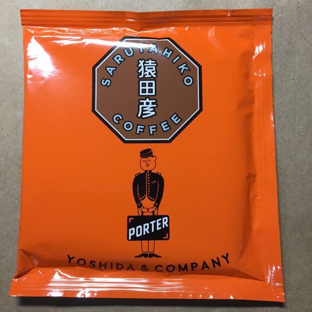 【猿田彥 YOSHIDA PORTER】日本 限量 聯名耳掛咖啡