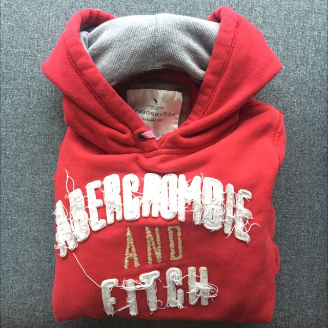 極新保暖Abercrombie & Fitch 帽T(A&F)