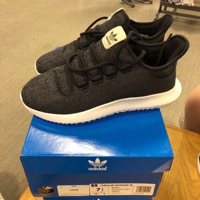 adidas 愛迪達 女生 潮鞋 24.5cm TUBULAR