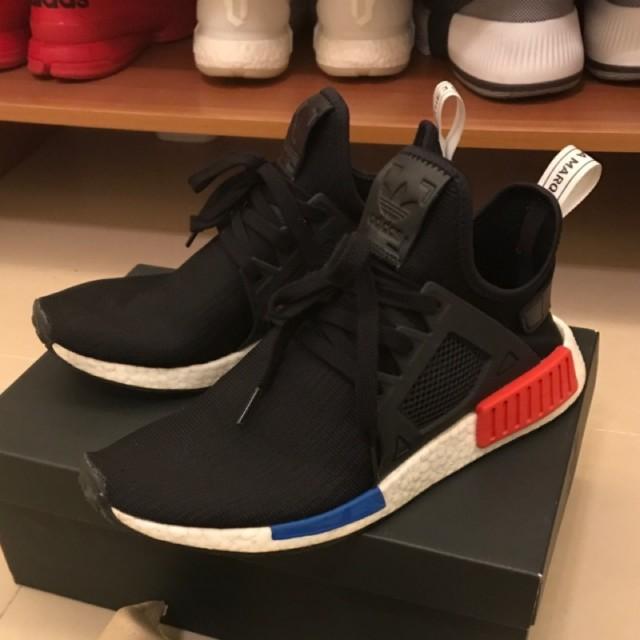 Adidas NMD XR1 OG配色